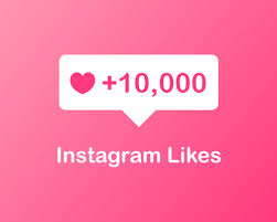 Buy 10000 Likes on Instagram